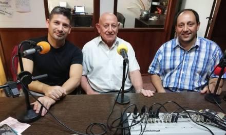 Programa Info y Opinión -Propuesta Candidato del PJ a Intendente Miguel Díaz
