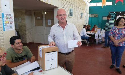 Elecciones Municipales: Carasso se impuso con el 69,4 %  de los votos