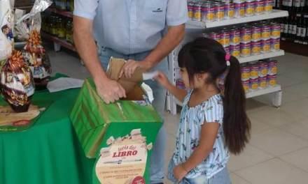 Ganadores Cotagro Huevos de Pascuas y Viaje a la Feria del Libro de Coovaeco turismo
