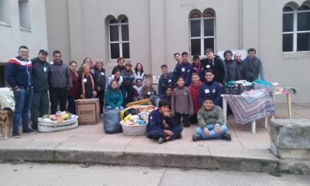 9  Campaña «Un Día para Dar»