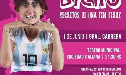 «LA BICHO – SECRETOS DE UNA FEM FEROZ»-  EN EL TMSI