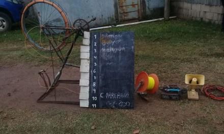 Carnerillo: carrera clandestina de galgos