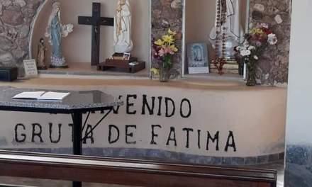 Domingo Santa Misa en honor a la Virgen de Fátima en Capilla de El Espinillal.