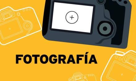 Comienza el taller de fotografía