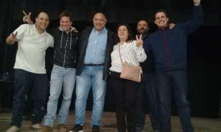 Matías Viola logró la reelección como legislador por el Departamento Juárez Celman