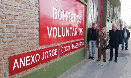 El Anexo del Cuartel lleva el nombre de «Jorge Coco Massobrio»