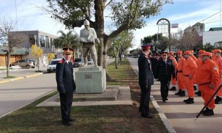 General Cabrera Conmemoración Día Del Bombero