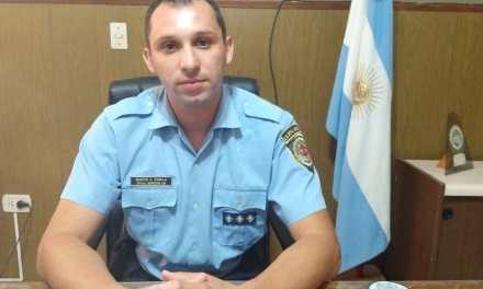 INFORME POLICIAL DEL FIN DE SEMANA EN GENERAL CABRERA