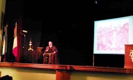 Miguel Savage «La Historia de vida de un sobreviviente de Malvinas»