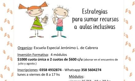 TALLER TEÓRICO Y PRÁCTICO DE «LENGUA DE SEÑAS ARGENTINA EN LA EDUCACIÓN»