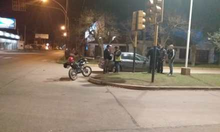 Accidente en General Deheza