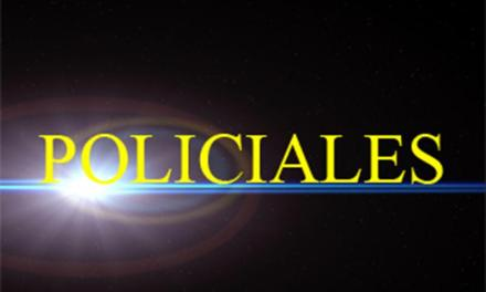 ALLANAMIENTO, HECHO DELICTIVO Y OTRAS NOVEDADES POLICIALES