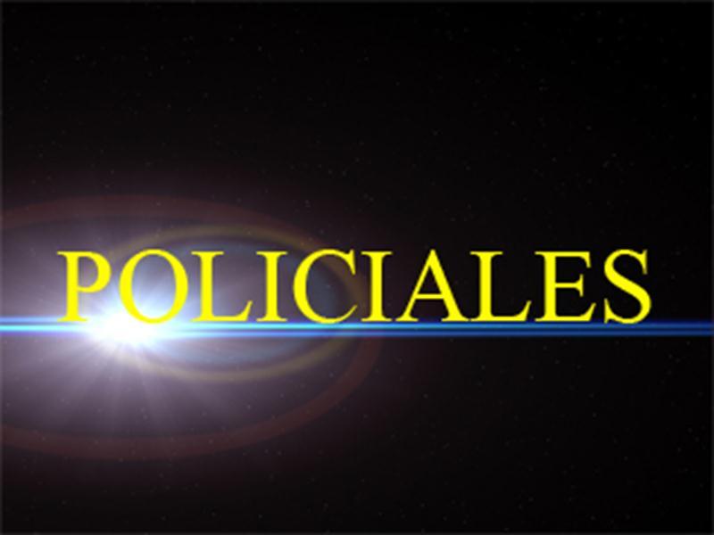 Policial: Procedimientos en zona rural – involucrados de Cabrera