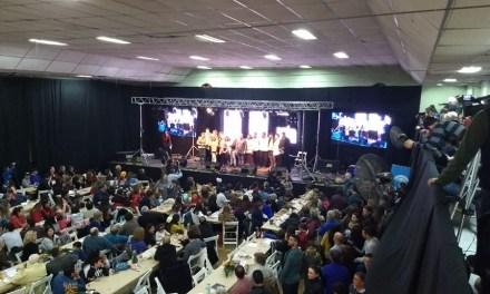 Alrededor de 5000 personas pasaron por Sabores del Maní,  dijo Carasso