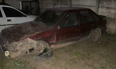 Informe Policial: Hurto y accidentes