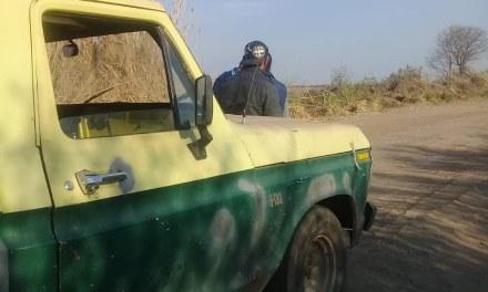 Detenidos por merodeo en zona rural