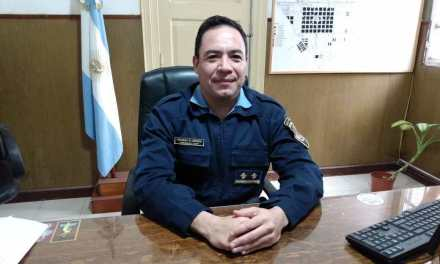 Informe policial sobre el fin de semana: Comisario Arrieta