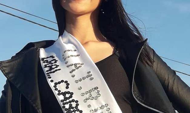 UATRE presentó su postulante en la Fiesta del Inmigrante y fue elegida 1° Princesa