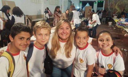 Feria de ciencias – Instancia provincial para la escuela Olmos en el proyecto «Yoga en la escuela»