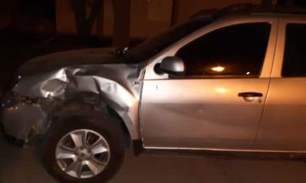 Cabrera. Accidente con lesionados