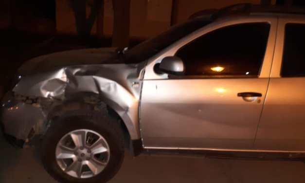 Cabrera. Accidente con lesionados