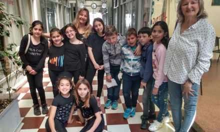 El ARTE sale a la calle – Alumnos del CEPEA La Posta visitaron la radio