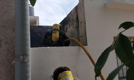Incendio domiciliario
