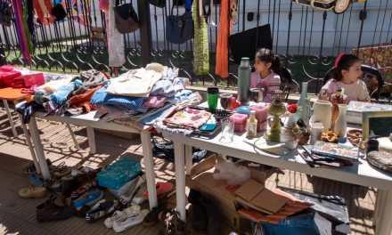 Feria americana en Fundación Un Lugar