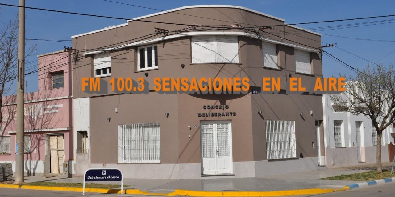 Bloque justicialista – Oposición por el espacio donde construirán el playón del polideportivo