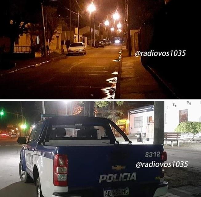 DEHEZA   POLICÍA INVESTIGA EL ROBO DE UNA SUMA IMPORTANTE DE DINERO HOY VIERNES EN LA CIUDAD