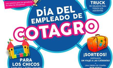 Cotagro festeja su Día junto a los empleados