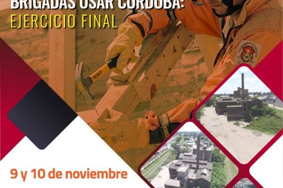 Bomberos- Brigadista de USAR de Cabrera participa para acreditar a nivel Nacional