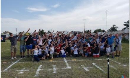 Excelentes resultados para la escuela de Arquería en un torneo en Río Tercero