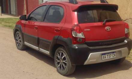 Recuperaron un vehículo que había sido robado a una mujer de Cabrera