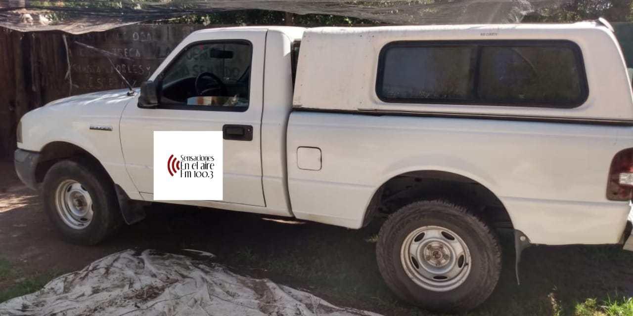 Nueva camioneta para Cabrera Solidaria