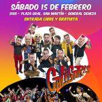 Se viene la 29° edición del la Fiesta Provincial de las Colectividades en Gral. Deheza