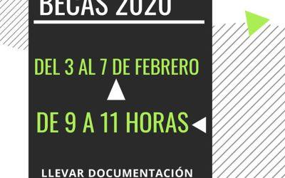 En febrero abre las inscripciones para las Becas 2020 el SUM de B° Argentino