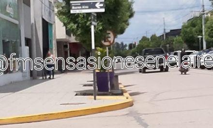 Gendarmería en Gral. Cabrera