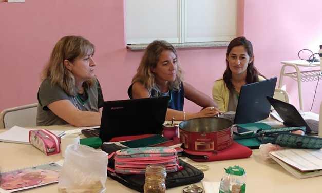 Escuela especial – Talleres, participación en Jornada Nacional e inicio de actividades de los docentes