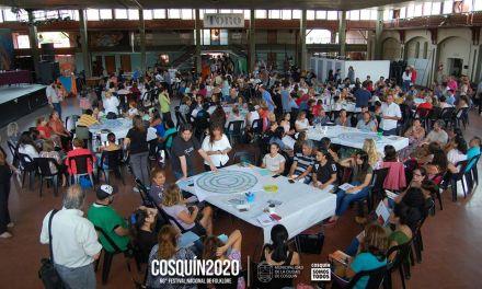 Mariela Castro presente en el Congreso Nacional del Ser Argentino y su Cultura