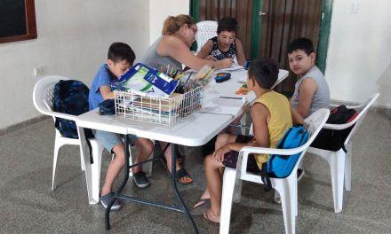 Visitamos el SUM de B° Argentino y recordamos actividades