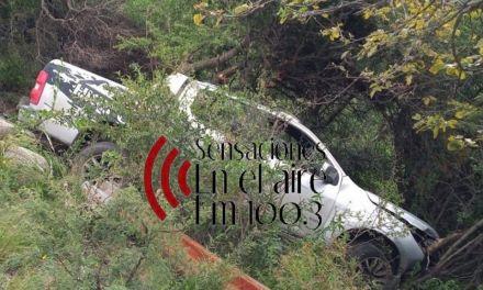 Tres mujeres de General Cabrera se accidentaron en Merlo