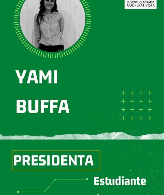Después de más de 38 años la Juventud Mateo Barra tiene como Presidente una mujer