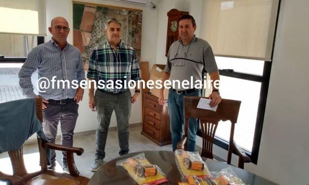 El Municipio compró termómetros infrarrojos digitales y recibió la donación de 8 escafandras