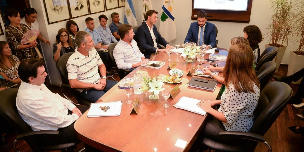 General Deheza-El Intendente Franco Morra inauguró el período de sesiones 2020
