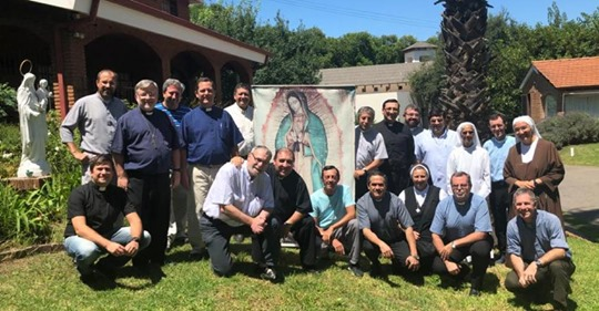 El Padre Jorge Soldera participó de un encuentro de «Gravida» – Además opinión desde la Iglesia sobre el Aborto