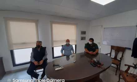 El Hospital recibió 5 hisopos y se capacitaron sobre técnica de hisopado