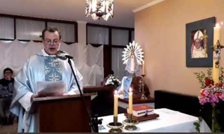 «El Estado no tiene el menor derecho a interferir por motivo alguno en la soberanía de la Iglesia» pronunciamiento  respecto a la cuarenta
