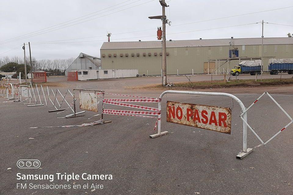 Refuerzan controles en acceso norte de Cabrera luego de conocerse un caso positivo en Deheza