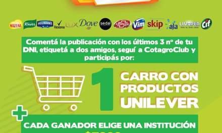 COTAGRO lanzó la promo «Cotagro Solidario»